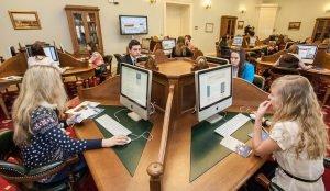В Челябинске откроется электронный читальный зал Президентской библиотеки