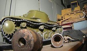 Первые трактора – это освоение Урала, Сибири и Дальнего Востока