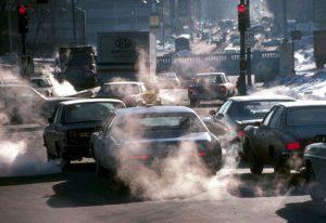 выхлопные газы и экология