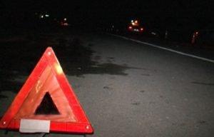 От полученных травм пешеход погиб на месте аварии