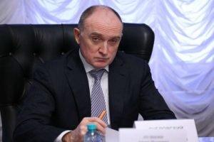 дубровский встретился с активистом СТОпГОК