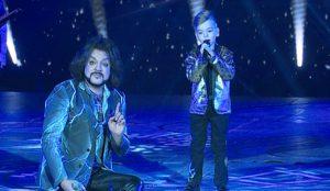 Четырехлетний челябинец Мирон Довгань выступил на одной сцене с Филиппом Киркоровым