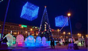 В Челябинске все-таки построят ледовый городок на площади Революции