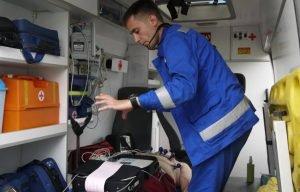 мобильный кардиограф в скорой