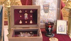 Южноуральцы могут поклониться мощам святителя Николая Чудотворца