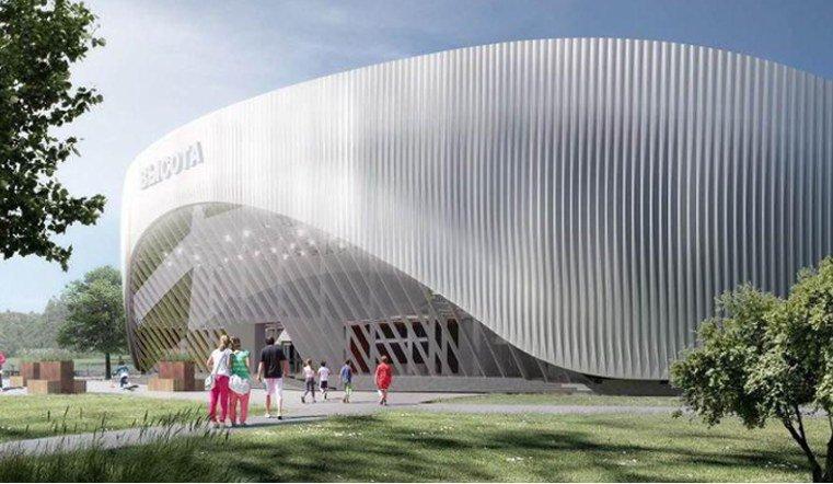 Ледовую академию вОзерске построят совместно власти ибизнес