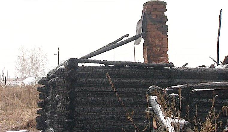 Пожары в селе Булзи Каслинского района держат в страхе местных жителей