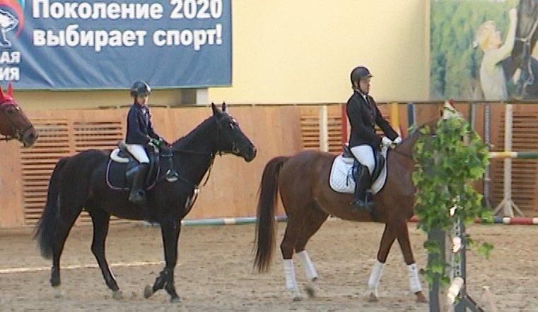 Соревнования по конному спорту на Кубок губернатора проводятся уже в 9-й раз