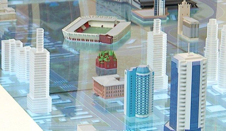 В Челябинске к году проведения форумов ключевым объектом станет конгресс-холл