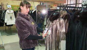 Производители также маркируют муфты и изделия с подкладом из натурального меха