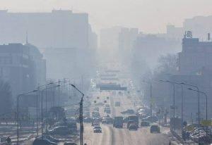 смог экология Челябинск
