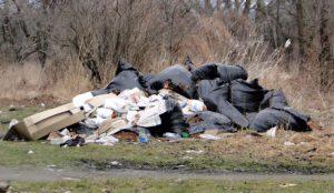 Мэр Тефтелев распорядилч избавить Челябинск от стихийных свалок