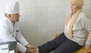 В травмпункт потянулись первые пациенты
