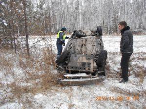 аварии на трассе М-5 Челябинская область