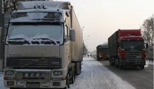 ГИБДД в Челябинске проверяет грузовики на выбросы