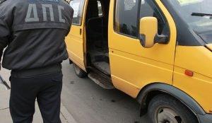 Пьяного маршрутчмка задержали в Челябинской области