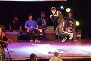 Хип-хоп, хаус, брейкинг и дэнсхолл на фестивале в Челябинске