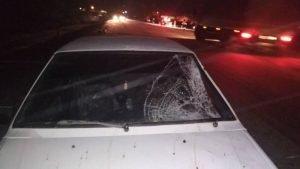 ВАЗ сбил девушку-пешехода
