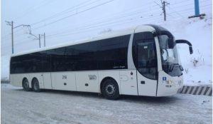 Изменится график движения междугородних автобусов в праздники