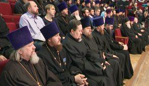 Нравственные ценности обсуждали в Челябинске на четвертых Рождественских чтениях