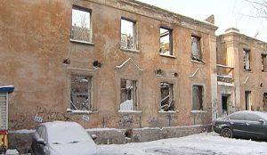 Заброшенные постройки не только уродуют внешний облик города