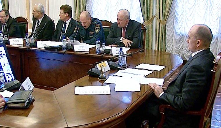 Заседание комиссии по предупреждению и ликвидации
