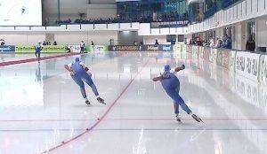 Челябинская конькобежка Ольга Фаткулина вновь стала лучшей спортсменкой страны