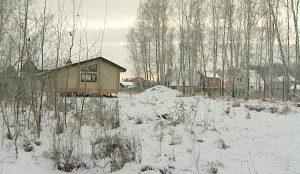 Участок земли, по некоторым данным, находится на особо охраняемой территории.