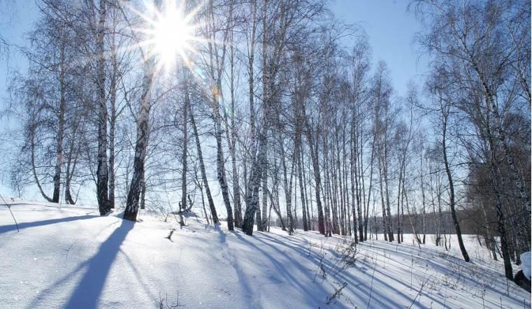Морозы сохранятся на Южном Урале