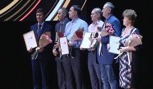 Сотрудники ЧТПЗ получили дипломы и награды