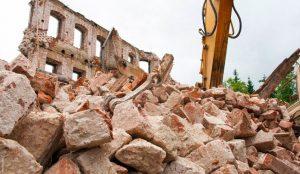 В Златоусте снесли два исторических здания