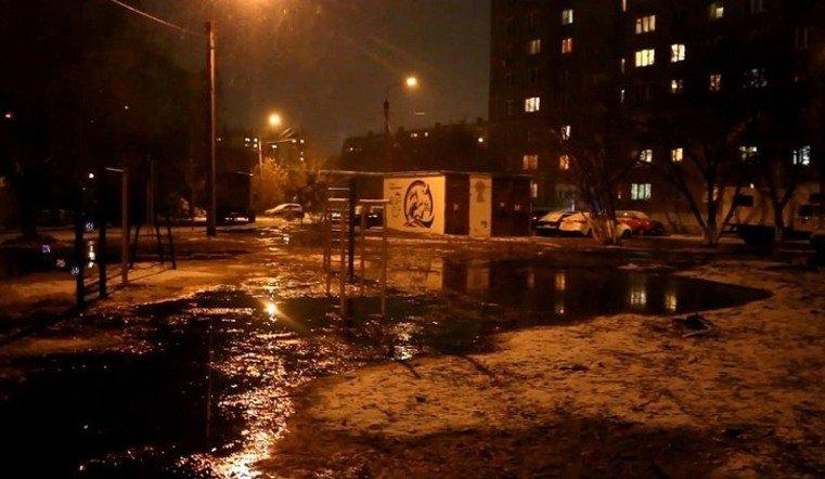 КоммунальноеЧП вЛенинском районе. 14 домов остались без воды