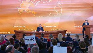 Представителям Южного Урала еще не удавалось задать свой вопрос Президенту