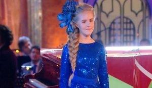 Алиса прошла отборочный этап на Южном Урале и успешно исполнила джаз в Москве