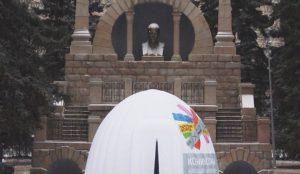 Белую палатку в поддержку Собчак установили 1 декабря у памятника-мавзолея Ленину на Алом поле