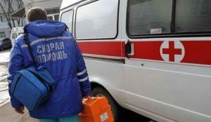 Нападение на врача скорой помощи в Агаповке