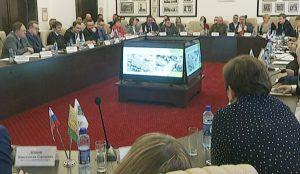 Заседание рабочей группы по вопросам строительства Томинского ГОКа