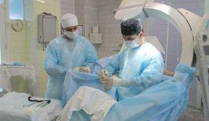 В ЧОКБ освоили новый метод в лечении деформированных суставов
