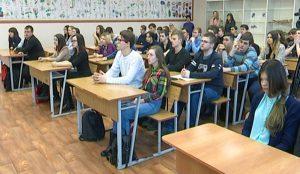 Челябинские студенты записываются в волонтеры