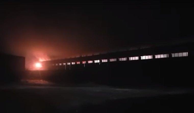 """Компания """"ТрансЛом"""" не сжигала вагоны"""