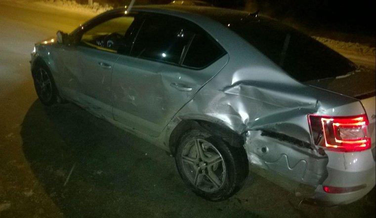 ВДТП наТроицком тракте пострадали 5 человек