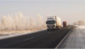 Пять дальнобойщиков пострадали из-за холодов на М-5