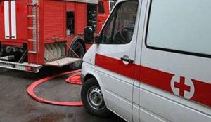 На пожаре в Челябинской области погибли три человека