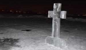 Крещение отметили в Челябинске