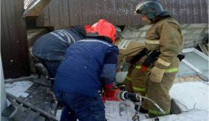 Жители Кыштыма собирают средства на лечение пострадавшего от взрыва газа в частном доме