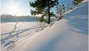 Крещенские морозы задержатся на Южном Урале
