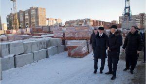 Строительство новой школы началось в Магнитогорске