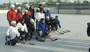 Юные хоккеисты из Верхнеуральска собственным примером доказали: мечты сбываются