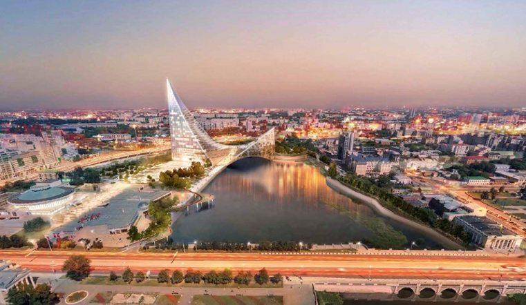 Турецкие строители заинтересовались проектом челябинского конгресс-холла