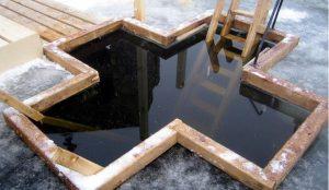 Определили места для купания челябинцев на Крещение